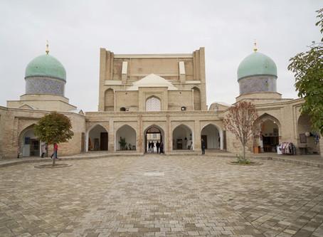 Sehenswürdigkeiten in Taschkent: 11 lohnenswerte  Highlights