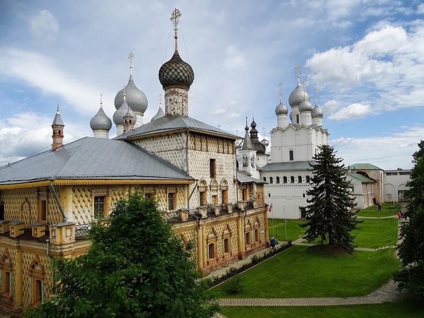 Rostow Kreml - Goldener Ring