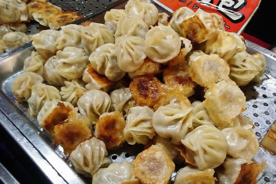 Dumplings – Gefüllte Teigtaschen