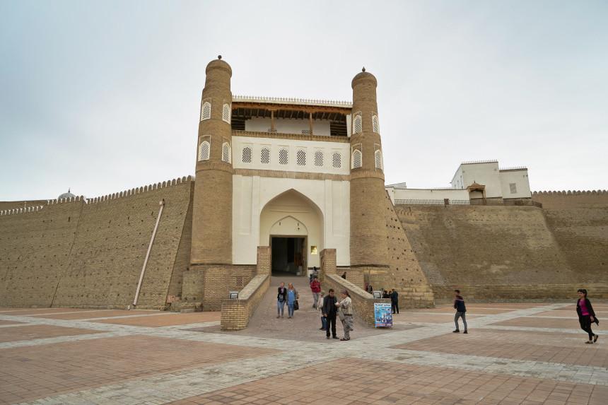 Ark Zitadelle - Eingang