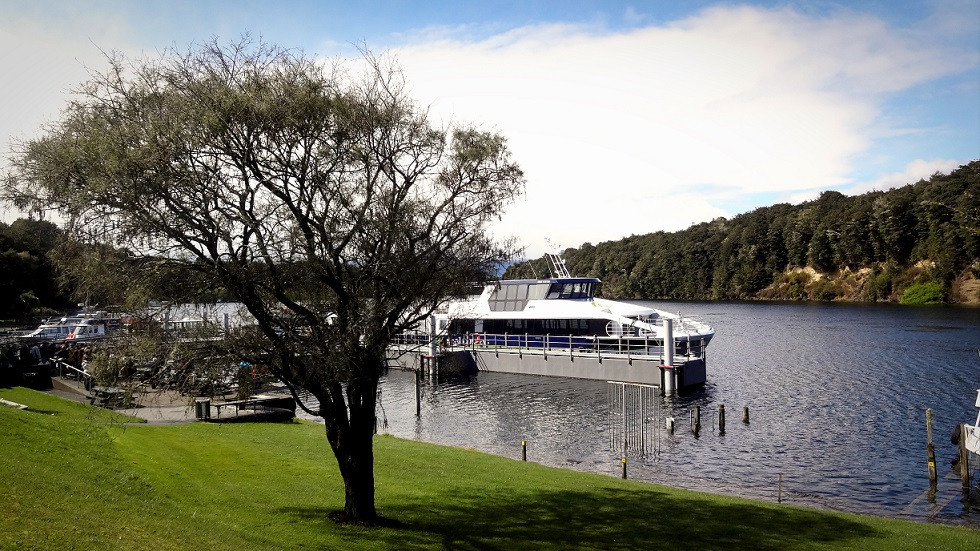 Manapouri Ferry to Doubtful Sound