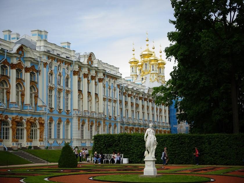 Katharinenpalast - Puschkin