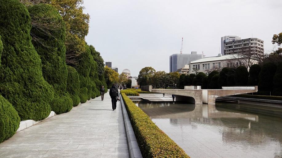 Friedenspark - Hiroshima