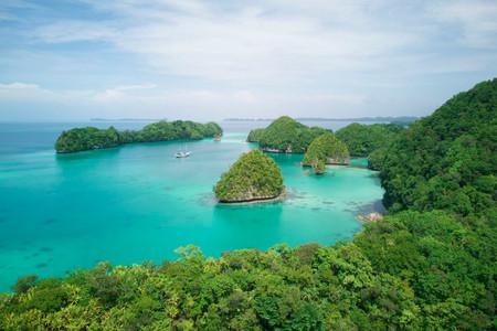 Inseln auf Palau