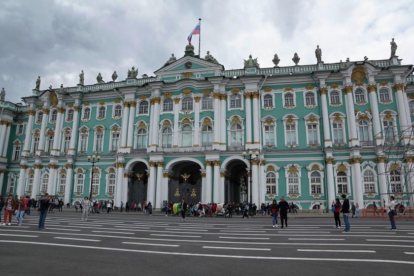 Heremitage Museum - Sankt Petersburg