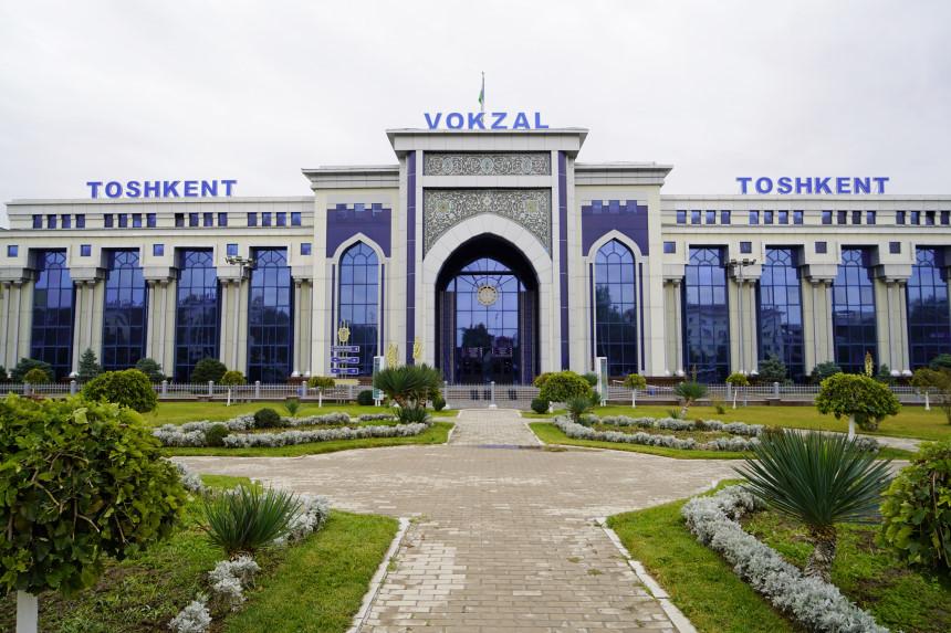 Bahnhof Taschkent