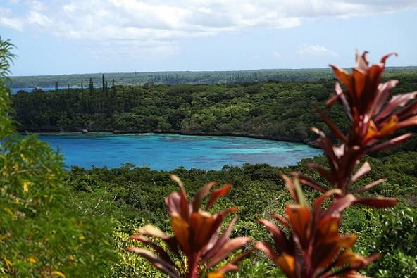 Baie de Jinek, Lifou - Neukaledonien