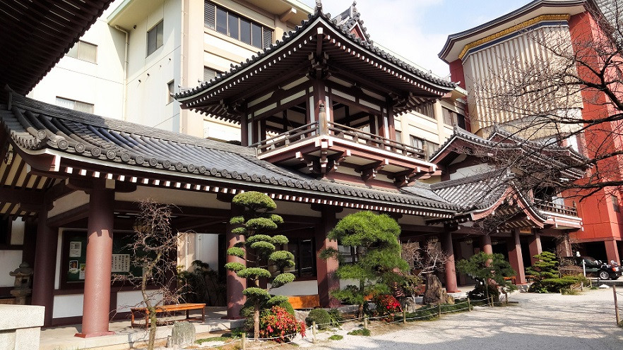 Todo-ji Tempel - Fukuoka