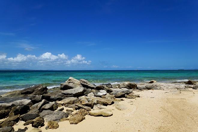 Strand, Savala Island - Fidschi