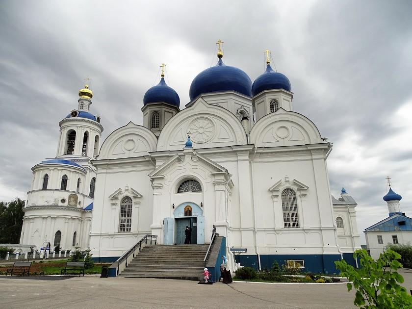 Kreml in Bogoljubowo - Goldener Ring