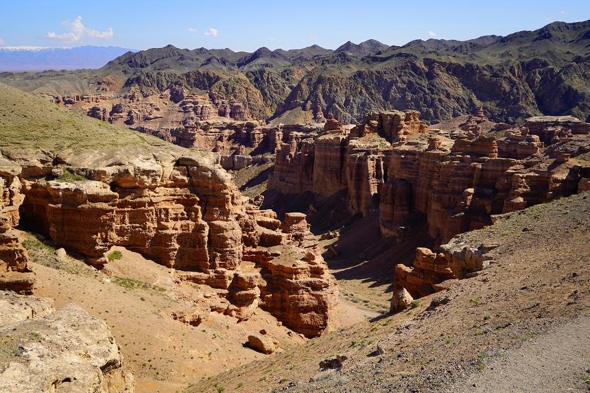 Scharyn Schlucht - Charyn Canyon - Kasachstan