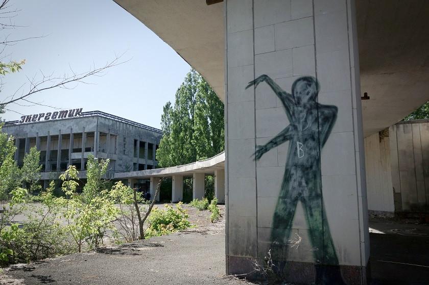 Prybjat - Tschernobyl