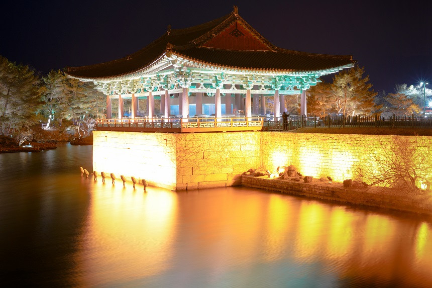 Golgusa Tempel in Gyeongju