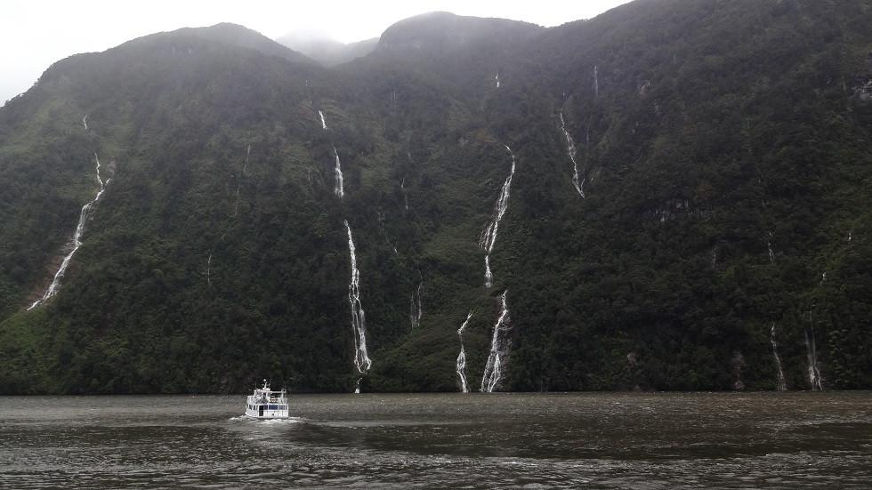 Wasserfall an Wasserfall an Wasserfall