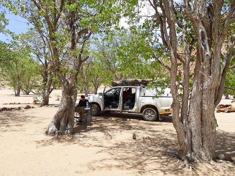 Ababis Mountain Camp - Namibia