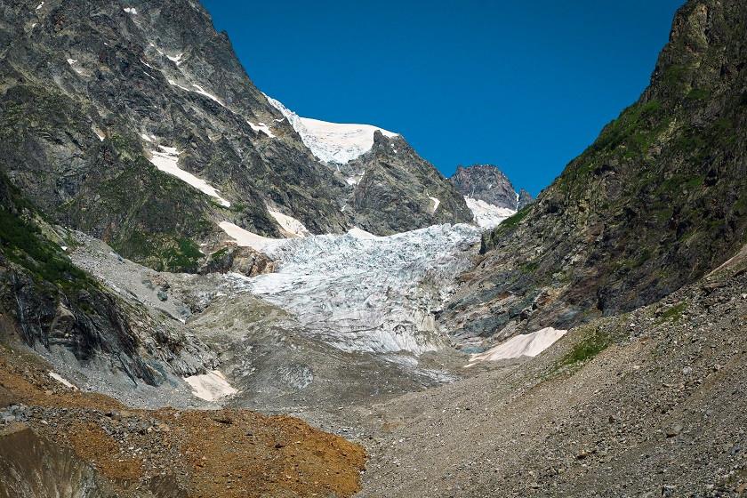 Chalati Gletscher - Swanetien - Georgien