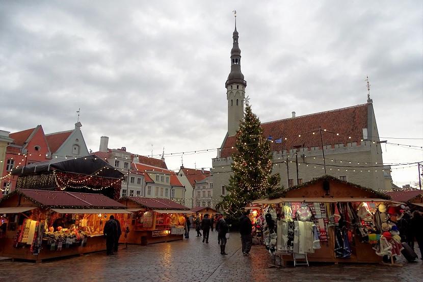 Marktplatz - Tallin