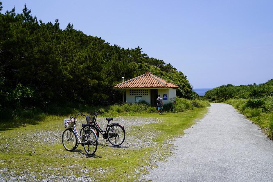 Fahrradtour auf Aka Island
