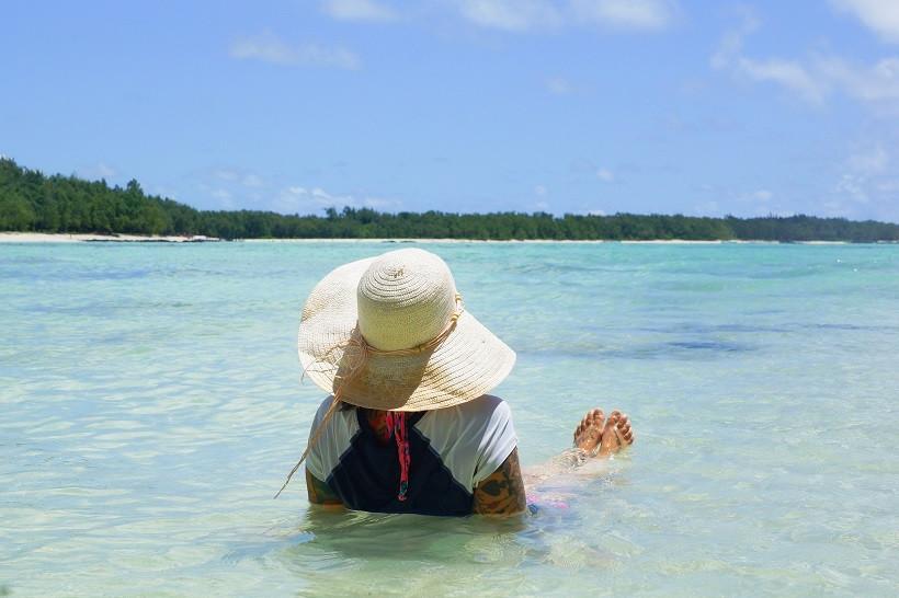 Relaxen auf Ile aux Cerfs - Mauritius