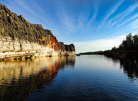 Highlights der Kimberleys: Geikie Gorge, Windjana Gorge, Mimbi Caves & Tunnel Creek Guide