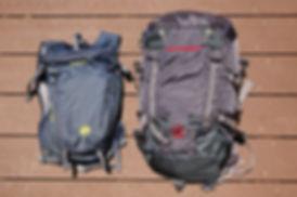 Mammut Daypacks