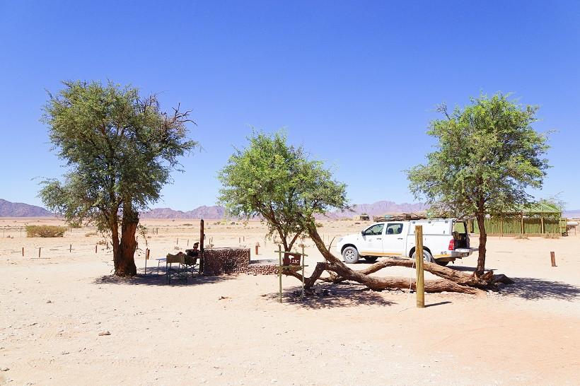 Sossus Oasis Camp - Namibia