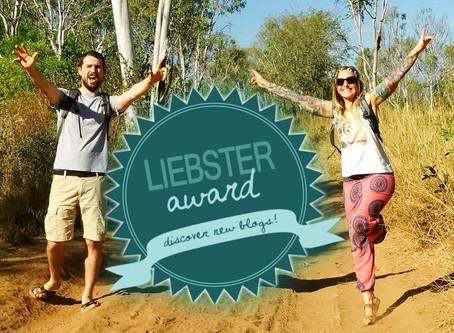 Liebster Award: Wir wurden nominiert!
