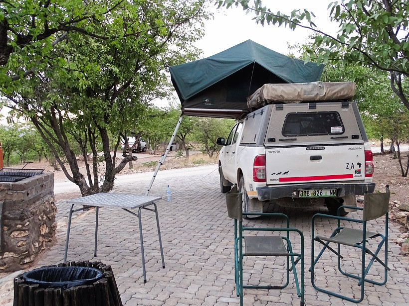 Opuwo Country Lodge - Namibia
