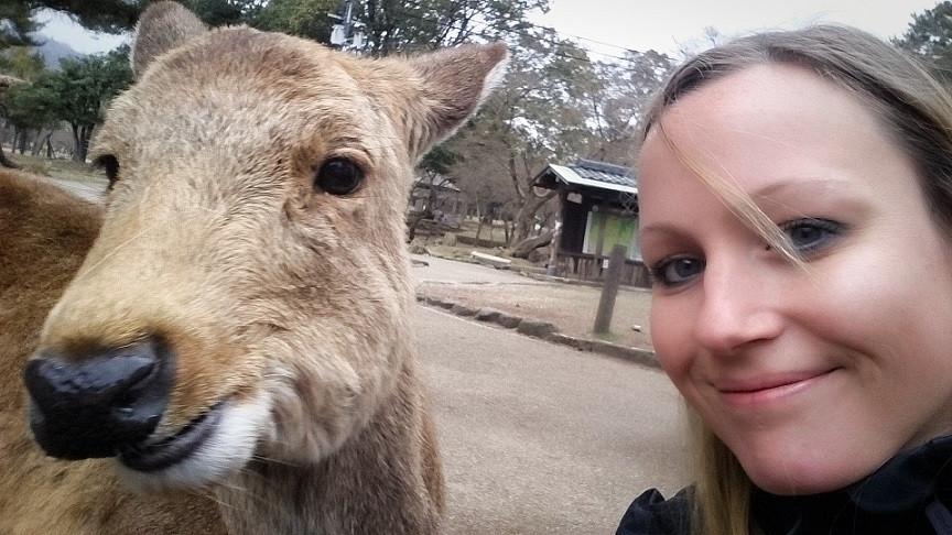 Reh Selfie - Nara