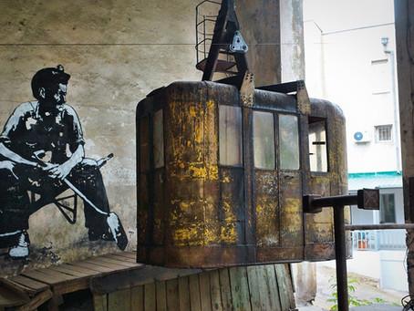 Die alte Seilbahn von Tschiatura: Eine Fahrt in die Vergangenheit
