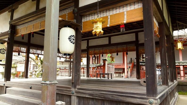 Somewhere in Nara