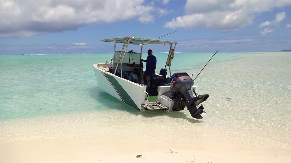 Schnorchelausflug Aitutaki