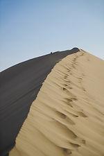 Sandduene in Kasachstan