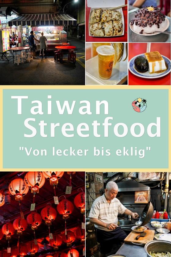 Taiwan Streetfood Guide Pin