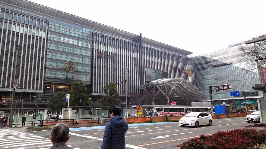 Bahnhof Fukuoka