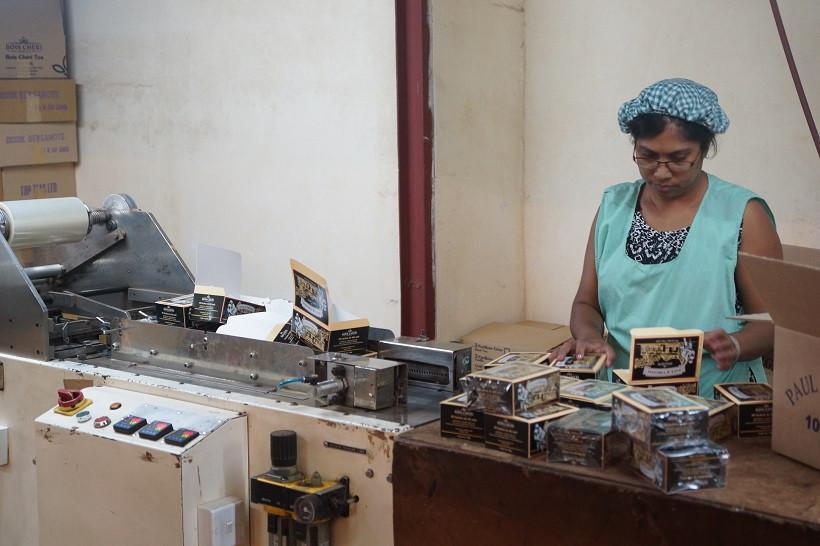 Teefabrik Bois Cheri - Mauritius