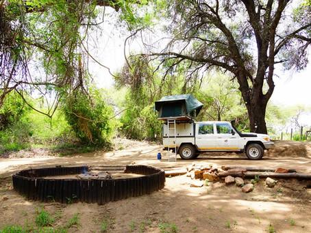 Botswana Camps und Lodges: Zehn Empfehlungen für Selbstfahrer