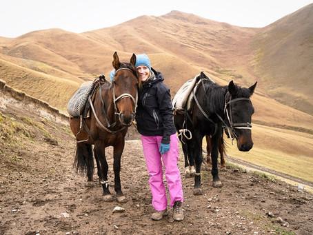 Pferdetrekking zum Song Kul See: Alle Tipps und Infos