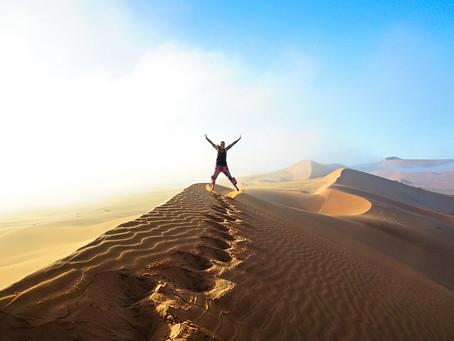 Sossusvlei Reisebericht: Namibias Sanddünen abseits der Touristenmassen