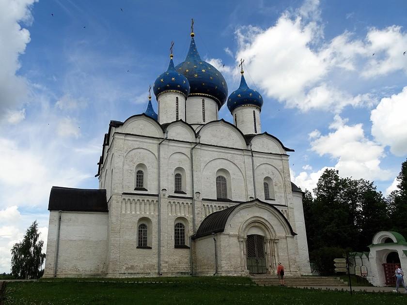 Muttergottes-Geburts-Kathedrale - Susdal - Goldener Ring