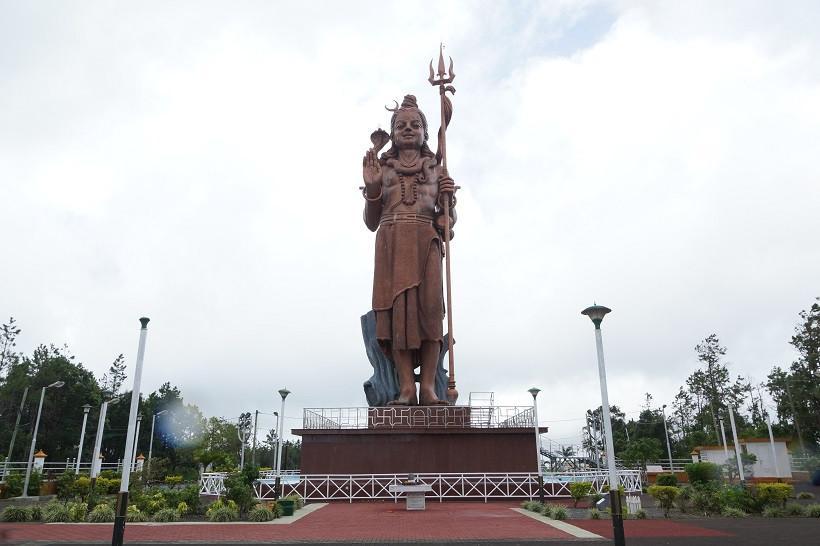 Hindu Statue - Mauritius