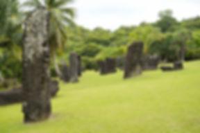 Monolithen-Palau