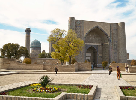 Samarkand Sehenswürdigkeiten: Unsere besten Reisetipps