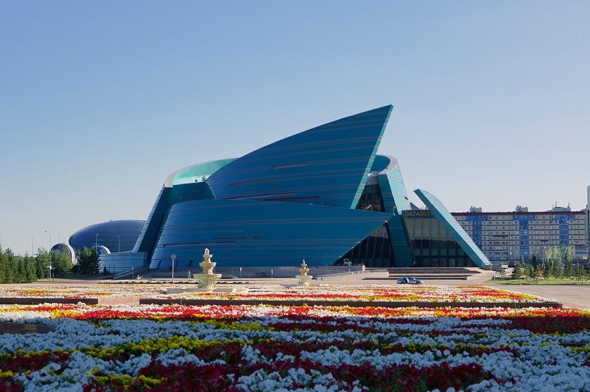 Konzerthalle in Astana