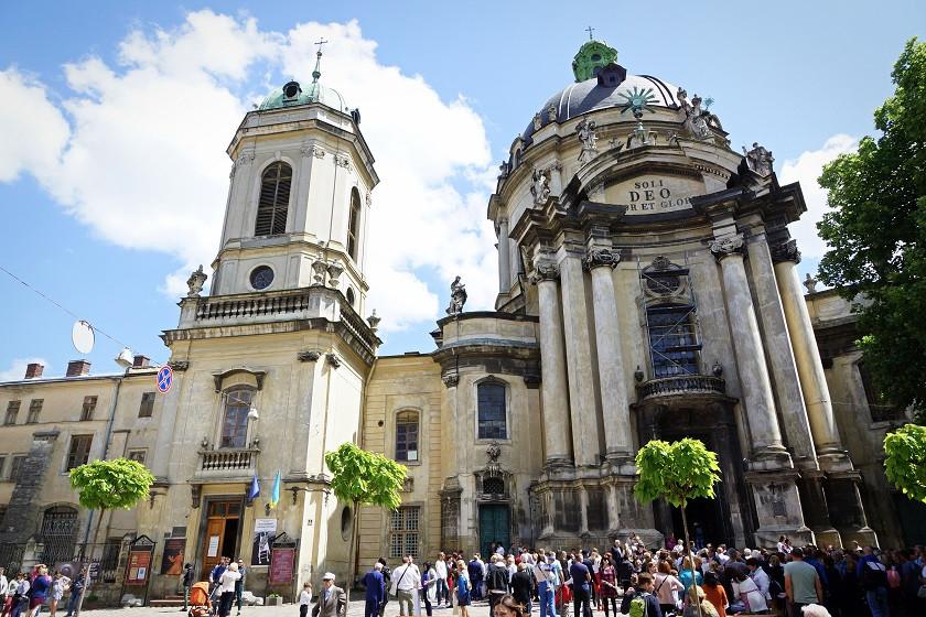 Dominikanische Kirche - Lviv