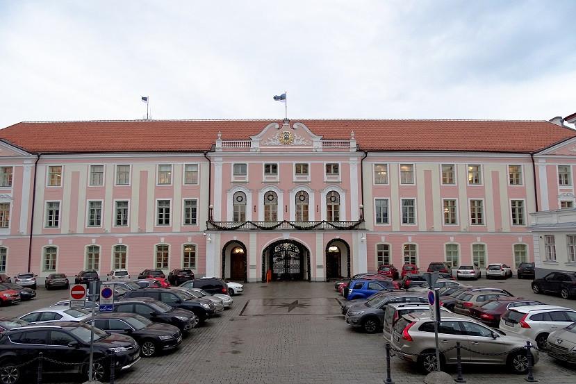Schloss Toompea - Tallinn