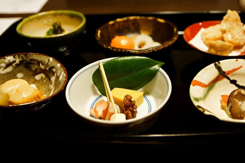 Traditionelle japanische Kost
