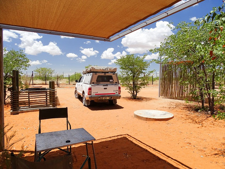 Camping in Namibia: Campsites und Lodges für deinen Roadtrip