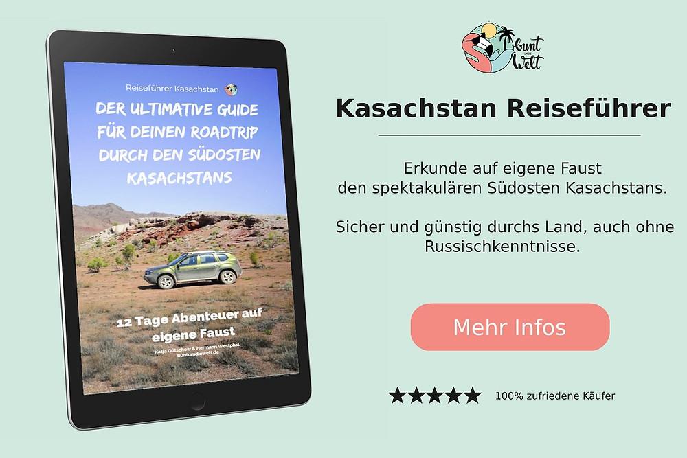 Kasachstan Reisefuehrer Angebot