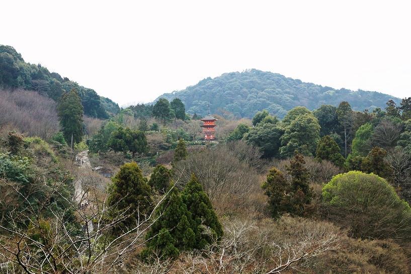 Koyasu Pagode - Kyoto